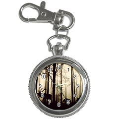 Forest Fog Hirsch Wild Boars Key Chain Watches