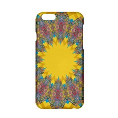 Star Quilt Pattern Squares Apple Iphone 6/6s Hardshell Case