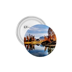 Dolomites Mountains Italy Alpine 1 75  Buttons