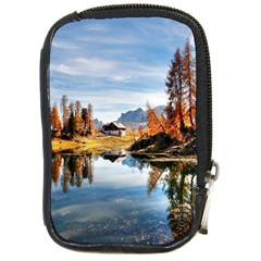 Dolomites Mountains Italy Alpine Compact Camera Cases