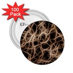Structure Background Pattern 2.25  Buttons (100 pack)  Front