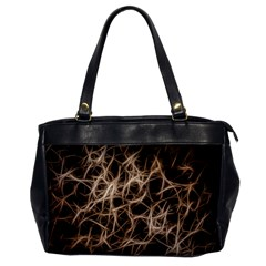 Structure Background Pattern Office Handbags