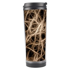 Structure Background Pattern Travel Tumbler