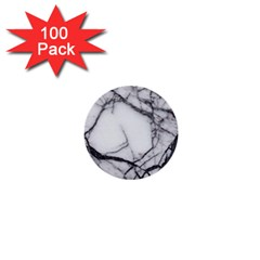 Marble Tiles Rock Stone Statues 1  Mini Buttons (100 Pack)