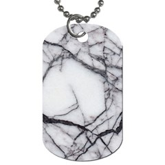 Marble Tiles Rock Stone Statues Dog Tag (two Sides)