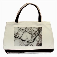 Marble Tiles Rock Stone Statues Basic Tote Bag (two Sides)