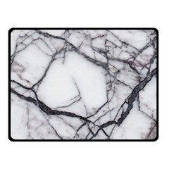 Marble Tiles Rock Stone Statues Fleece Blanket (small)