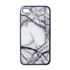 Marble Tiles Rock Stone Statues Apple Iphone 4 Case (black) by Simbadda