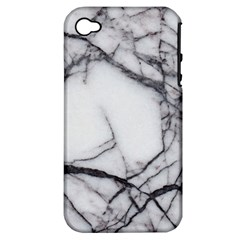 Marble Tiles Rock Stone Statues Apple Iphone 4/4s Hardshell Case (pc+silicone)
