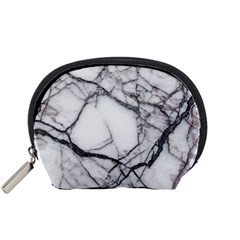 Marble Tiles Rock Stone Statues Accessory Pouches (small)