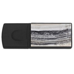 Marble Tiles Rock Stone Statues Pattern Texture Rectangular Usb Flash Drive