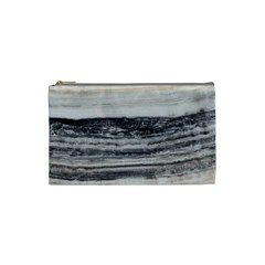 Marble Tiles Rock Stone Statues Pattern Texture Cosmetic Bag (small)  by Simbadda