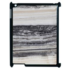 Marble Tiles Rock Stone Statues Pattern Texture Apple Ipad 2 Case (black)