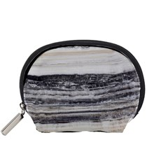 Marble Tiles Rock Stone Statues Pattern Texture Accessory Pouches (small)