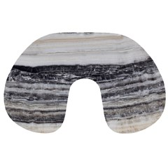 Marble Tiles Rock Stone Statues Pattern Texture Travel Neck Pillows