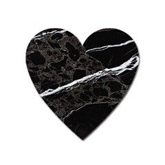 Marble Tiles Rock Stone Statues Heart Magnet