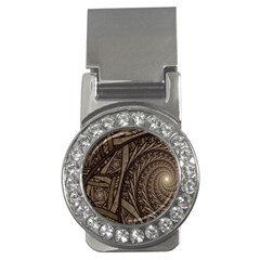 Abstract Pattern Graphics Money Clips (cz)