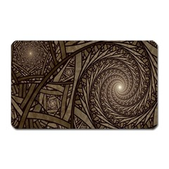 Abstract Pattern Graphics Magnet (rectangular)