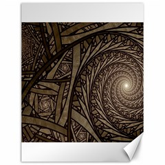 Abstract Pattern Graphics Canvas 12  X 16