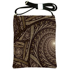 Abstract Pattern Graphics Shoulder Sling Bags