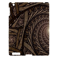 Abstract Pattern Graphics Apple Ipad 3/4 Hardshell Case