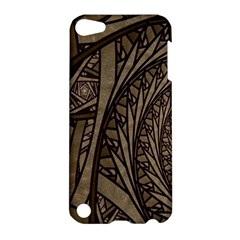 Abstract Pattern Graphics Apple Ipod Touch 5 Hardshell Case