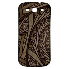 Abstract Pattern Graphics Samsung Galaxy S3 S Iii Classic Hardshell Back Case