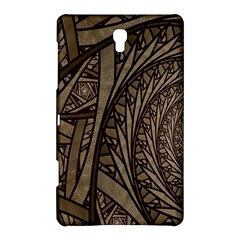 Abstract Pattern Graphics Samsung Galaxy Tab S (8 4 ) Hardshell Case