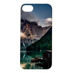 Italy Mountains Pragser Wildsee Apple Iphone 5s/ Se Hardshell Case