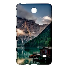 Italy Mountains Pragser Wildsee Samsung Galaxy Tab 4 (8 ) Hardshell Case