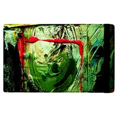 Continental Breakfast 6 Apple Ipad 3/4 Flip Case by bestdesignintheworld