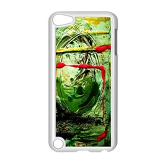 Continental Breakfast 6 Apple Ipod Touch 5 Case (white) by bestdesignintheworld