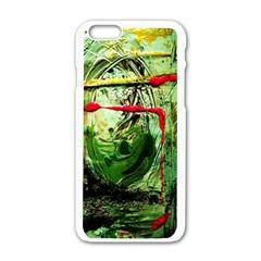 Continental Breakfast 6 Apple Iphone 6/6s White Enamel Case by bestdesignintheworld