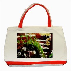 Collosium   Swards And Helmets 3 Classic Tote Bag (red) by bestdesignintheworld
