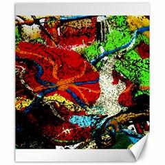 Coffee Land 1 Canvas 20  X 24