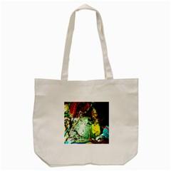 Coffee Land 2 Tote Bag (cream)