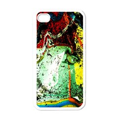 Coffee Land 2 Apple Iphone 4 Case (white)