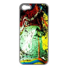 Coffee Land 2 Apple Iphone 5 Case (silver)