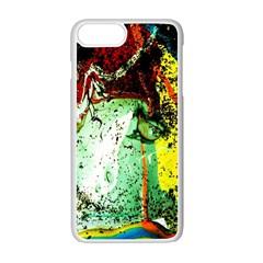 Coffee Land 2 Apple Iphone 7 Plus Seamless Case (white)