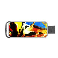 Drama Portable Usb Flash (one Side)