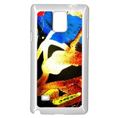 Drama Samsung Galaxy Note 4 Case (white)