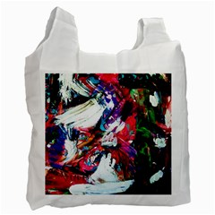 Way Up To Tailand Recycle Bag (one Side)