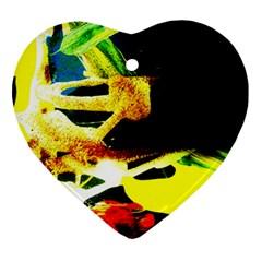 Drama 2 Ornament (heart)