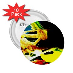 Drama 2 2 25  Buttons (10 Pack)