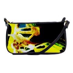 Drama 2 Shoulder Clutch Bags by bestdesignintheworld