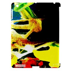 Drama 2 Apple Ipad 3/4 Hardshell Case (compatible With Smart Cover)