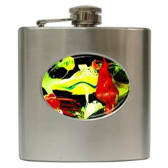 Drama 1 Hip Flask (6 Oz)