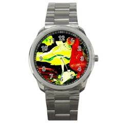 Drama 1 Sport Metal Watch