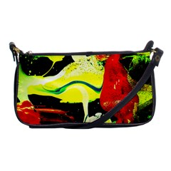 Drama 1 Shoulder Clutch Bags by bestdesignintheworld