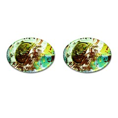 Doves Matchmaking 8 Cufflinks (oval)